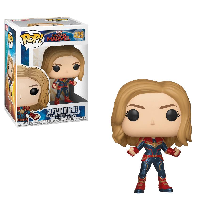 Captain Marvel Funko Pop! (425)