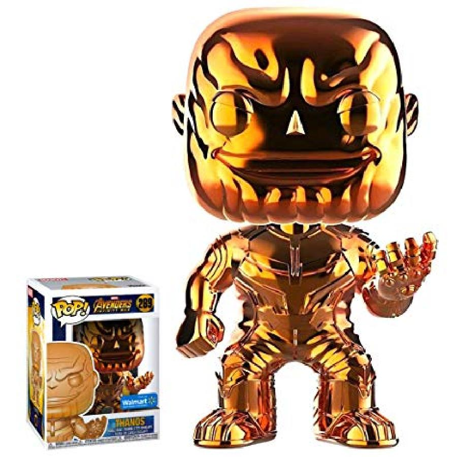 Thanos Chrome Funko Pop! (289)