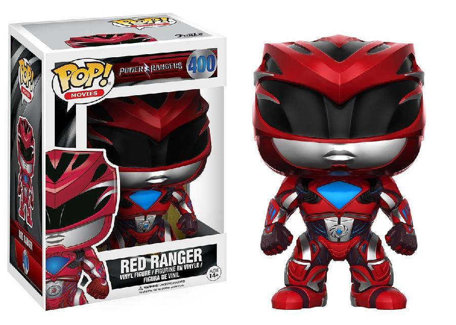 Red Ranger Funko Pop! (400)